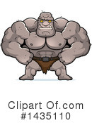 Ogre Clipart #1435110 by Cory Thoman