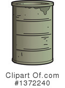 Oil Barrel Clipart #1372240