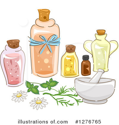 Perfume Clipart #1276765 by BNP Design Studio