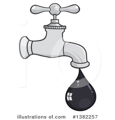 Gas Clipart #1382257 by Hit Toon