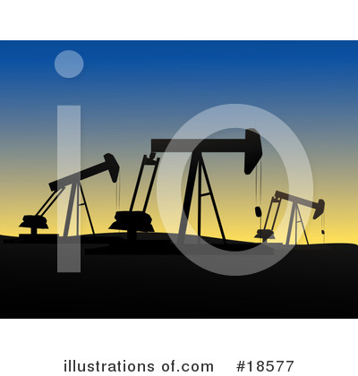 Fossil Fuels Clipart #18577 by Rasmussen Images