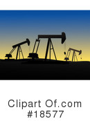 Royalty-Free (RF) oil Clipart Illustration #18577