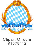 Royalty-Free (RF) Oktoberfest Clipart Illustration #1078412