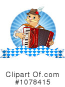 Royalty-Free (RF) Oktoberfest Clipart Illustration #1078415