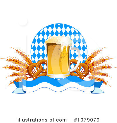 Oktoberfest Clipart #1079079 by Pushkin