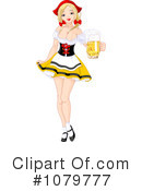 Royalty-Free (RF) oktoberfest Clipart Illustration #1079777