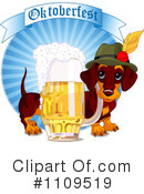 Royalty-Free (RF) Oktoberfest Clipart Illustration #1109519