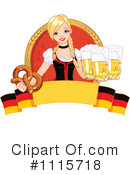 Royalty-Free (RF) Oktoberfest Clipart Illustration #1115718