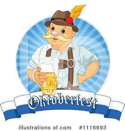 Oktoberfest Clipart #1116693 by Pushkin