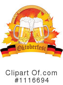 Royalty-Free (RF) oktoberfest Clipart Illustration #1116694