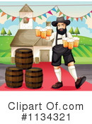 Royalty-Free (RF) Oktoberfest Clipart Illustration #1134321