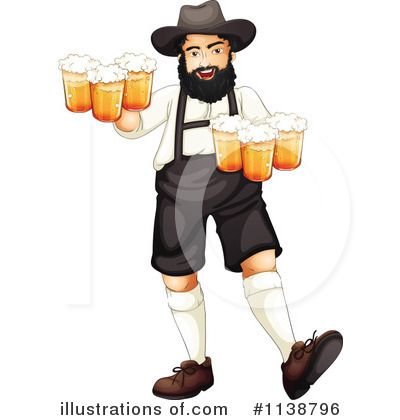 Oktoberfest Clipart #1138796 by Graphics RF