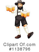 Royalty-Free (RF) oktoberfest Clipart Illustration #1138796