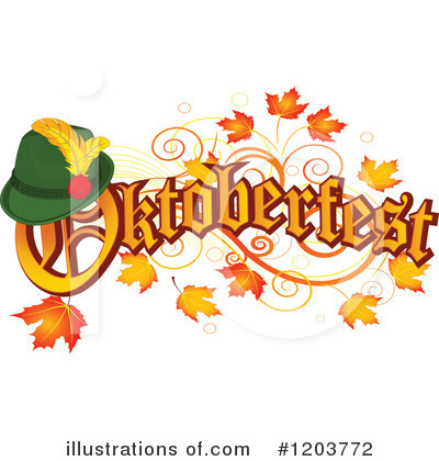 Oktoberfest Clipart #1203772 by Pushkin