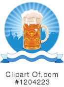 Oktoberfest Clipart #1204223 by Pushkin
