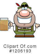 Oktoberfest Clipart #1206193 by Cory Thoman