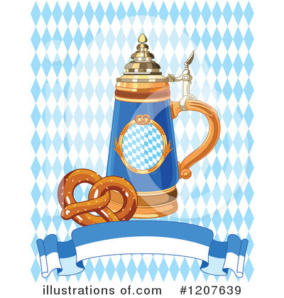 Oktoberfest Clipart #1207639 by Pushkin
