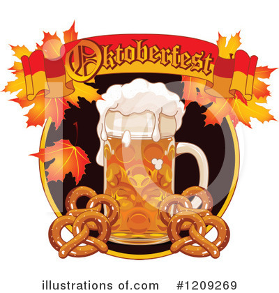 Oktoberfest Clipart #1209269 by Pushkin