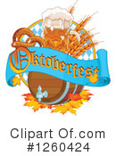 Oktoberfest Clipart #1260424 by Pushkin