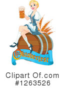 Oktoberfest Clipart #1263526 by Pushkin