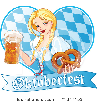 Oktoberfest Clipart #1347153 by Pushkin