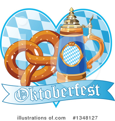 Oktoberfest Clipart #1348127 by Pushkin