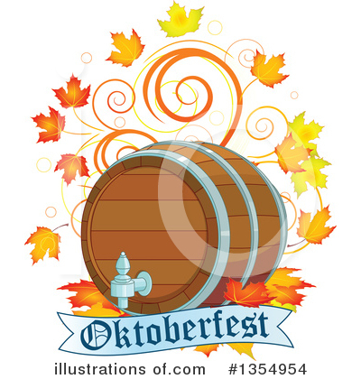 Oktoberfest Clipart #1354954 by Pushkin