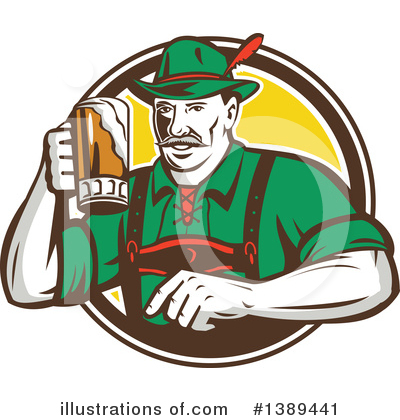 Beer Clipart #1389441 by patrimonio