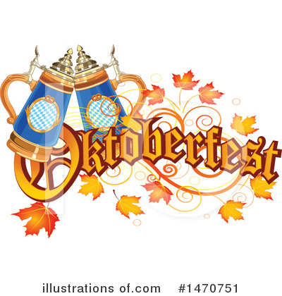 Oktoberfest Clipart #1470751 by Pushkin