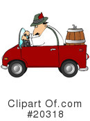 Royalty-Free (RF) Oktoberfest Clipart Illustration #20318