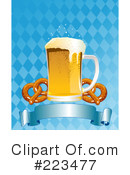 Royalty-Free (RF) Oktoberfest Clipart Illustration #223477