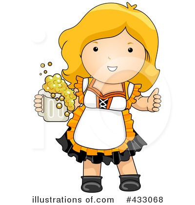 Royalty-Free (RF) Oktoberfest Clipart Illustration by BNP Design Studio - Stock Sample #433068