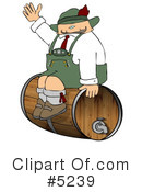 Royalty-Free (RF) oktoberfest Clipart Illustration #5239