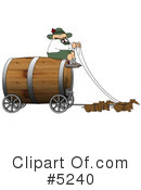 Royalty-Free (RF) Oktoberfest Clipart Illustration #5240