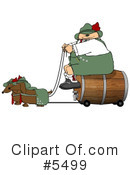 Royalty-Free (RF) Oktoberfest Clipart Illustration #5499