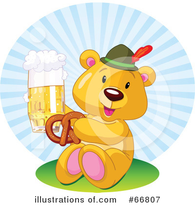 Teddy Bear Clipart #66807 by Pushkin