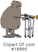 Royalty-Free (RF) Old Age Clipart Illustration #18866