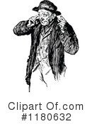 Old Man Clipart #1180632 by Prawny Vintage