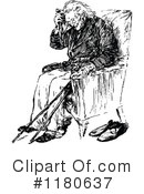 Old Man Clipart #1180637 by Prawny Vintage