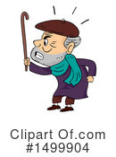Old Man Clipart #1499904 by BNP Design Studio