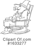 Old Man Clipart #1633277 by djart