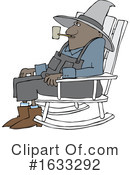 Old Man Clipart #1633292 by djart