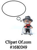 Old Man Clipart #1680249 by Steve Young