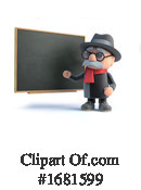 Old Man Clipart #1681599 by Steve Young