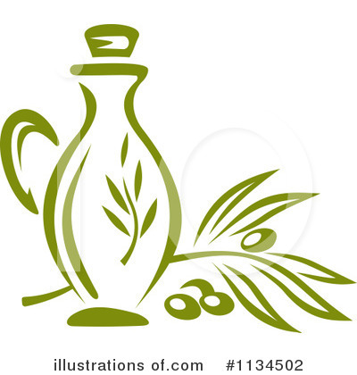 Olive Clipart #1134502 by Vector Tradition SM
