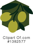 Olive Clipart #1382577