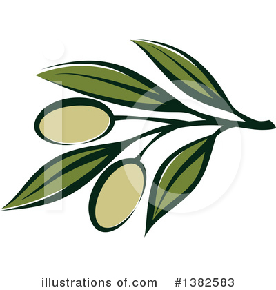 Olive Clipart #1382583 by elena