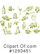 Olives Clipart #1293451