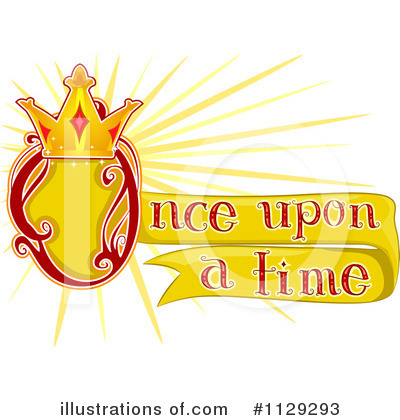 Once Upon A Time Clipart #1129293 - Illustration by BNP ...
