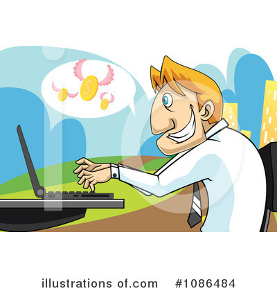 Computer Clipart #1086484 by mayawizard101